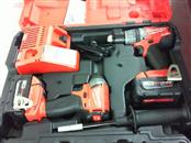 Milwaukee Combination Tool Set 2796-22 Like New Never Used